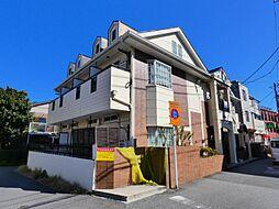 千葉県習志野市谷津7丁目の賃貸アパートの外観