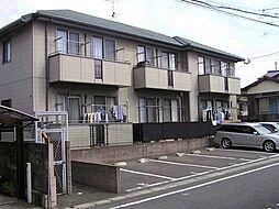 福岡県春日市原町2丁目の賃貸アパートの外観