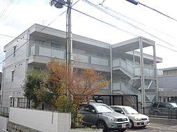 兵庫県神戸市中央区籠池通2丁目の賃貸マンションの外観