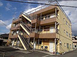 沢田ハイツ[1階]の外観