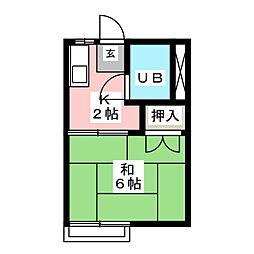 国府宮駅 2.3万円