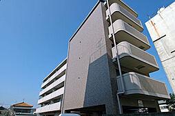 奈良県奈良市小川町の賃貸マンションの外観