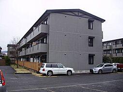 アルファタウン新町B[2階]の外観