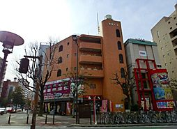 吉田ビル[5階]の外観
