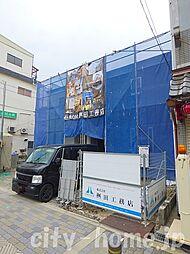 [テラスハウス] 大阪府大阪市東住吉区駒川2丁目 の賃貸【/】の外観