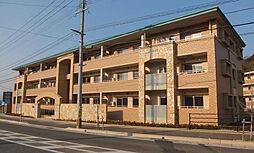 福岡県福津市福間南1丁目の賃貸マンションの外観