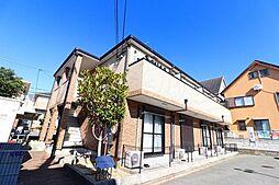 JR片町線(学研都市線) 野崎駅 徒歩7分の賃貸アパート