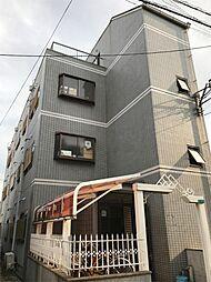 ベルシャトー南加賀屋[2階]の外観
