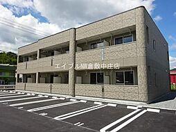 岡山県倉敷市児島小川6の賃貸アパートの外観