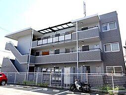 大阪府堺市西区鳳北町4丁の賃貸マンションの外観