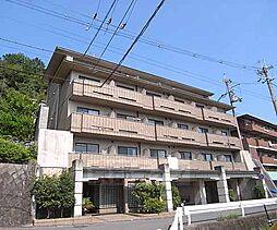京都府京都市左京区松ケ崎西山の賃貸マンションの外観