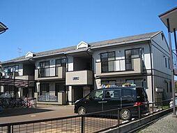 新潟県燕市一ノ山1丁目の賃貸アパートの外観