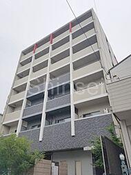 大阪府堺市北区百舌鳥赤畑町1丁の賃貸マンションの外観