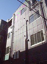 東京都中野区本町3丁目の賃貸マンションの外観
