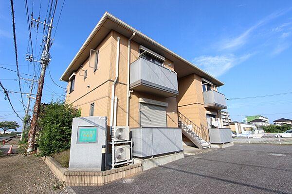プリンセス壱番館 2階の賃貸【茨城県 / 土浦市】