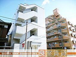 愛知県名古屋市瑞穂区洲山町1の賃貸マンションの外観