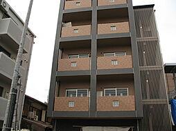 京都府京都市南区東九条西山町の賃貸マンションの外観