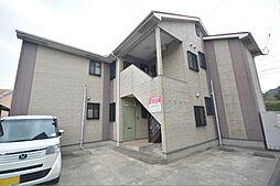 福岡県北九州市門司区吉志1丁目の賃貸アパートの外観