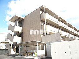栃木県宇都宮市宝木町2丁目の賃貸マンションの外観