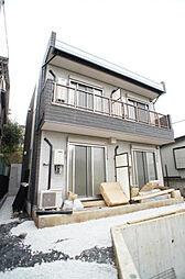 神奈川県横浜市神奈川区大口仲町の賃貸アパートの外観