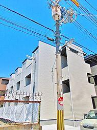 シャトー住之江[3階]の外観