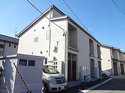 ガーデンコート下亀田II[101号室]の外観