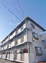 埼玉県新座市新座2丁目の賃貸マンションの外観