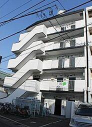 宮崎県宮崎市中村西3丁目の賃貸マンションの外観
