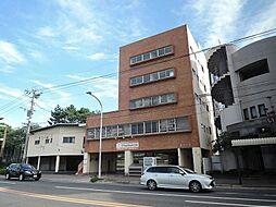 福岡県北九州市戸畑区夜宮1丁目の賃貸マンションの外観