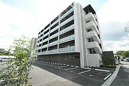 福岡県久留米市南薫西町の賃貸マンションの外観