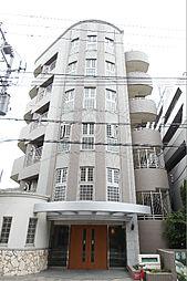 神奈川県横浜市中区本牧町2丁目の賃貸マンションの外観