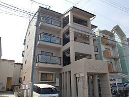 愛知県名古屋市港区小碓2丁目の賃貸マンションの外観