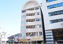 栃木県宇都宮市伝馬町の賃貸マンションの外観