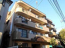 神奈川県川崎市中原区宮内4丁目の賃貸マンションの外観