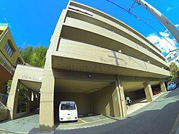 ボヌール宝塚[2階]の外観