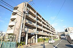 大阪府摂津市鶴野4丁目の賃貸マンションの外観