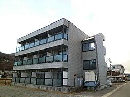 長野県諏訪市大字湖南の賃貸マンションの外観