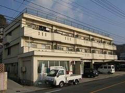 広島県呉市阿賀南8丁目の賃貸マンション