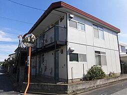 サン若松[2階]の外観