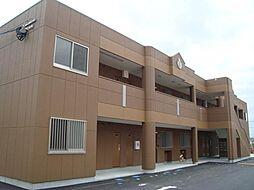 福岡県筑後市大字和泉の賃貸アパートの外観