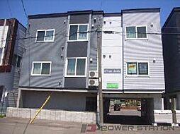 クリーンヒルズ[3階]の外観