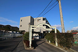 山口県下関市長府松小田中町の賃貸マンションの外観