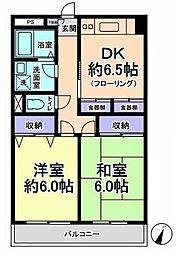 00095−0303[3階]の間取り