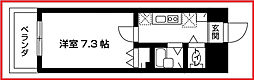 東京都台東区秋葉原の賃貸マンションの間取り