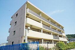 福岡県宗像市稲元1丁目の賃貸マンションの外観