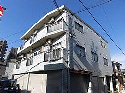 京都府京都市北区紫野南舟岡町の賃貸アパートの外観