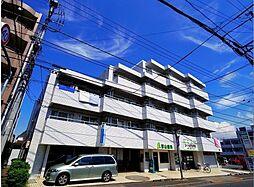東京都小平市花小金井4丁目の賃貸マンションの外観