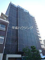 グレース早稲田[806号室]の外観