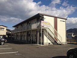 広島県廿日市市塩屋2丁目の賃貸アパートの外観