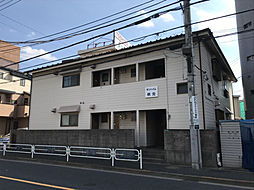 サンハイム秋元[102号室]の外観